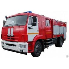Автоцистерна пожарная АЦ 4,0-40 Камаз-43253