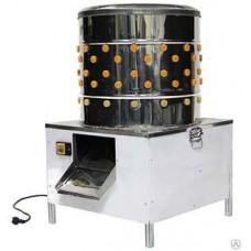 Перосъемная машина для кур и бройлеров c системой подачи воды