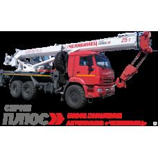 Автомобильный кран КС-55732-22 Камаз-43118