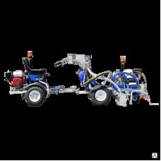 Разметочная машина на 2 пистолета с сиденьем для оператор SCHTAER Wega 18 B
