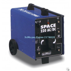 Сварочный выпрямитель BlueWeld Space 220, 380 6кВт AC/DC