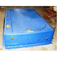 Термомат для ускорения производства газоблоков и пеноблоков, кв.м