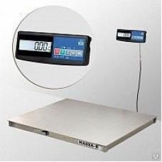 Весы платформенные 4D-P.S-3-1000-A