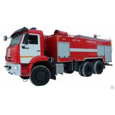 Автомобиль пенного тушения АПТ 7,5-70 Камаз-65111