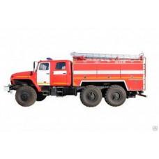 Автоцистерна пожарная АЦ 5,5-40 Урал-5557