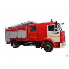 Автоцистерна пожарная АЦ 3,2-40 Камаз-4308