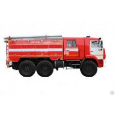Автоцистерна пожарная АЦ 3,0-40 Камаз-5350