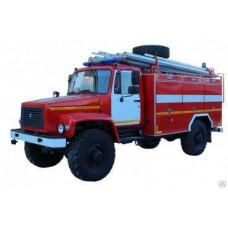 Автоцистерна пожарная АЦ 1,6 -40 (33086)Л