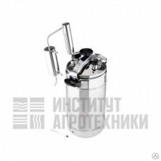 Автоклав-стерилизатор Домашний погребок 22 л с надстройкой Классик