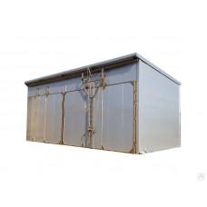 Сушильный комплекс для древесины СКД-30