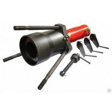 Приспособление гидравлическое для демонтажа и монтажа ступицы бульдозера