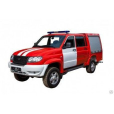 Автомобиль первой помощи АПП 0,2-0,5 УАЗ-23632 Pickup П