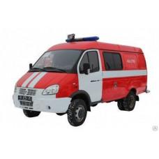 Автомобиль штабной АШ-7 ГАЗ-27057
