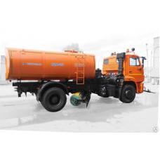 Машина дорожная комбинированная КДМ-650-09