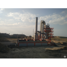 Асфальтобетонный завод T1500 (по технологии Titan Великобритания)