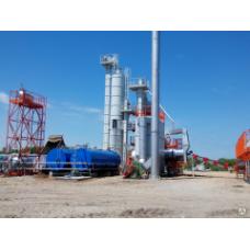 Асфальтобетонный завод T1000 (по технологии Titan Великобритания)