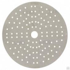 Шлифовальный диск IRIDIUM 150мм Р120 121 отверстие