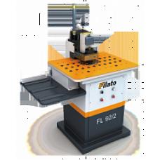 Кромкооблицовочный станок с ручной подачей Filato FL-92/2