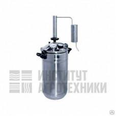 Автоклав-стерилизатор Домашний погребок 22 л с надстройкой Классик-Аромат