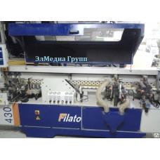 Станок кромкооблицовочный автоматический Filato-430