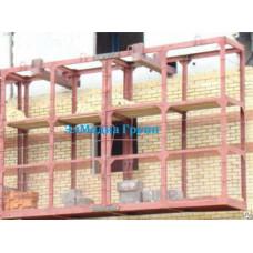 Площадка навесная для кирпичной кладки 1000 кг