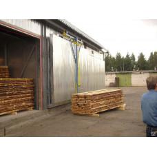 Сушильный комплекс для древесины СКД-70