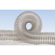 Воздуховод из полиуретана PU 0.5мм 400, п.м.