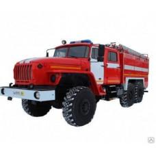 Автоцистерна пожарная АЦ 5,5-60 Урал-5557