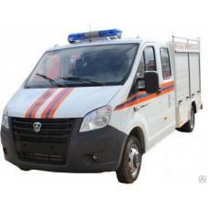 Автомобиль первой помощи АПП ГАЗ-A22R32
