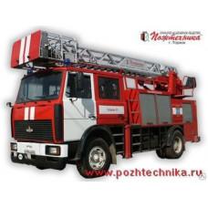 Автомобиль пожарно-спасательный с лестницей АПС(Л)-1,25-0,8 МАЗ-5337