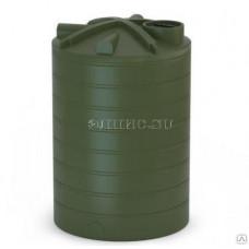 Емкость пластиковая В-10000 двухслойная