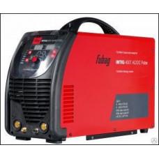 Аппарат аргоно-дуговой сварки Fubag Intig 400 T AC/DC Pulse с горелкой