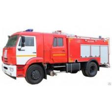 Автоцистерна пожарная АЦ 5,0-40 Камаз-43253
