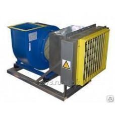 Установка электрокалориферная СФОЦ - 64/4000