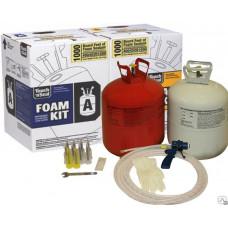 Установка для напыления теплоизоляции ППУ пенополиуретана Foam KIT-1000