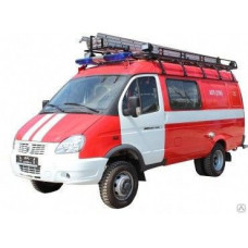 Автомобиль первой помощи АПП ГАЗ-27057