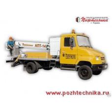 Автоподъемник АПТ-14 ЗИЛ-5301