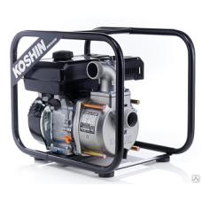 Бензиновая мотопомпа для средне-загрязненной воды STV-50X o/s