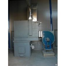 Теплогенератор для отопления и сушильной камеры УВН-250