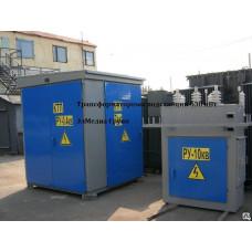 Комплектная трансформаторная подстанция ктп 10 ква