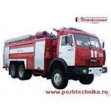 Автомобиль пенного тушения пожарный АПТ-9-40 КамАЗ-53228
