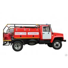 Автоцистерна пожарная АЦ 3,0-40 (33086) ВЛ (Л)