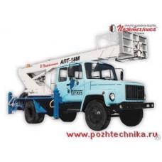 Автоподъемник АПТ-18М ГАЗ-3307