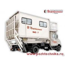 Вышка автомобильная специальная ВАС-7 ЗИЛ-5301