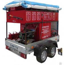 Лесной пост Огнеборец 1020Д-ЛП передвижной пожарно-спасательный