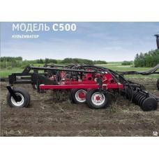 Культиватор Versatile для сплошной обработки почвы