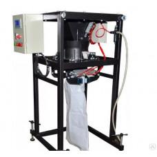 Дозатор ДОН (КМ) для клапанных мешков с пневмоприжимом, пневмосбросом мешка