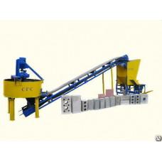 Автоматизированная линия СГС-Л1 для производства блоков