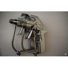 Безвоздушный пистолет (краскопульт) для окраски Graco Silver Plus gun