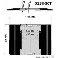 Весы ЕВ4-РС (600 кг...2000 кг)